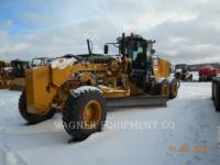CATERPILLAR MOTONIVELADORAS 160M3 equipment  photo 1
