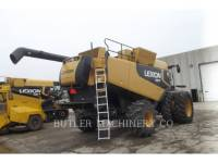 LEXION COMBINE COMBINADOS LEX 580R equipment  photo 3
