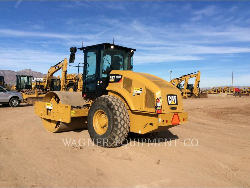 CATERPILLAR COMPACTEURS CS56B equipment  photo 3