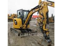CATERPILLAR トラック油圧ショベル 303.5ECRCB equipment  photo 2