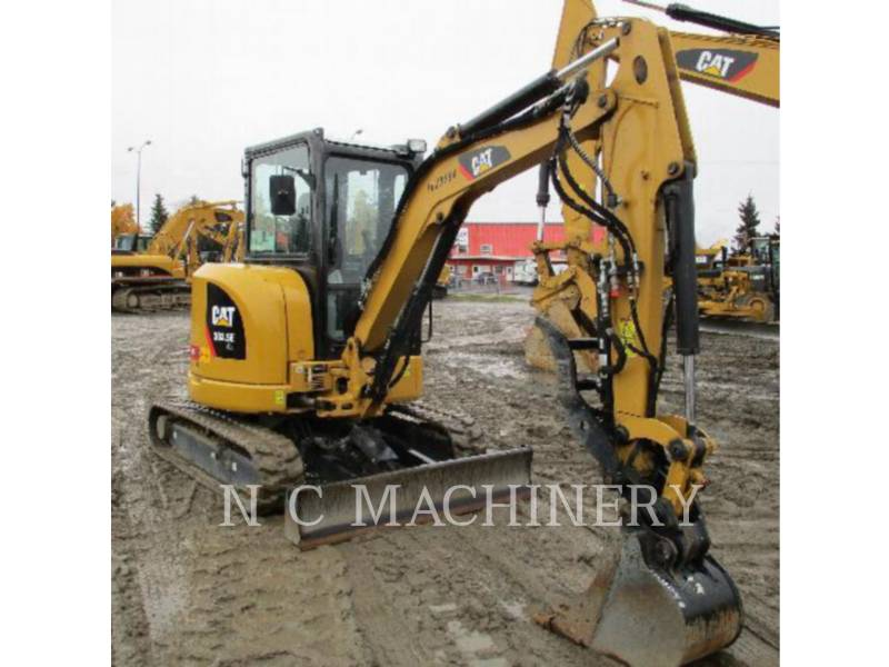 CATERPILLAR KETTEN-HYDRAULIKBAGGER 303.5ECRCB equipment  photo 2