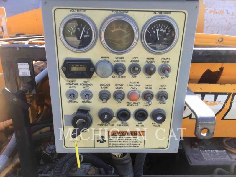 LEE-BOY ASPHALT PAVERS L8500 equipment  photo 23