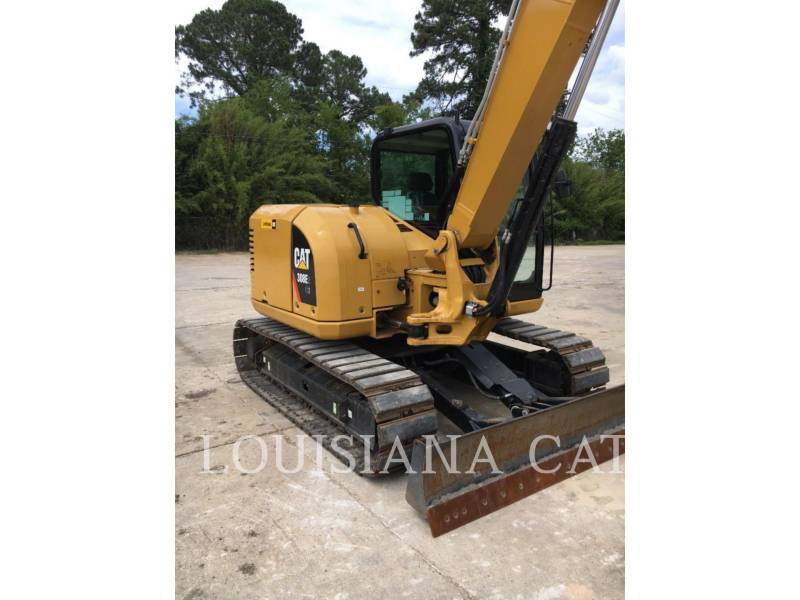 CATERPILLAR TRACK EXCAVATORS 308E2CR SB equipment  photo 4
