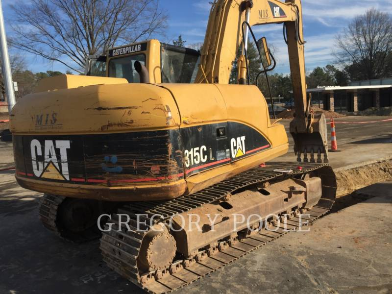 CATERPILLAR EXCAVADORAS DE CADENAS 315CL equipment  photo 4