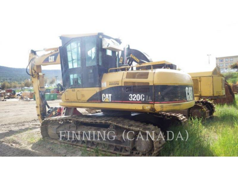 CATERPILLAR Forestal - Procesador 320CFMHW equipment  photo 3