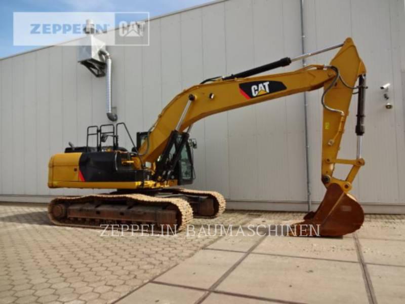 CATERPILLAR KETTEN-HYDRAULIKBAGGER 330D2L equipment  photo 8