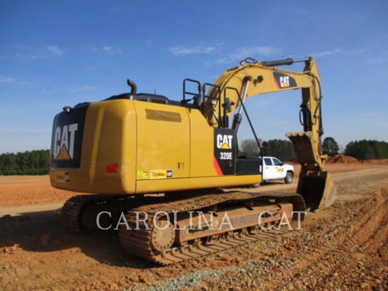 CATERPILLAR TRACK EXCAVATORS 320EL TH equipment  photo 7