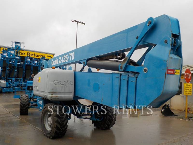 GENIE INDUSTRIES PIATTAFORME AEREE Z135 equipment  photo 1