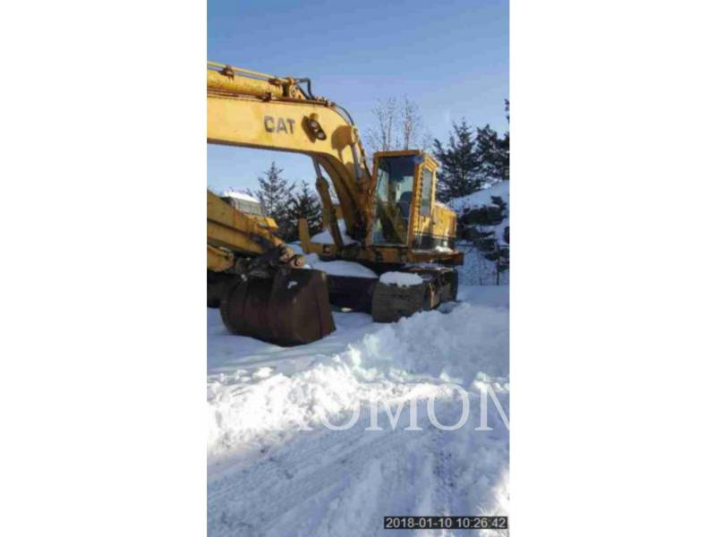 CATERPILLAR TRACK EXCAVATORS 235B equipment  photo 1