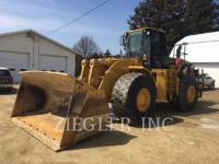 CATERPILLAR MINING WHEEL LOADER 980G equipment  photo 4