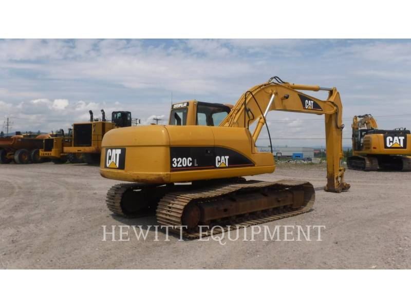 CATERPILLAR EXCAVADORAS DE CADENAS 320CL equipment  photo 3