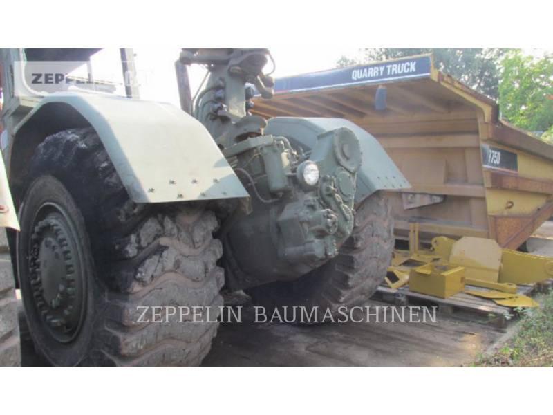 CATERPILLAR SCHÜRFZÜGE 621B equipment  photo 3