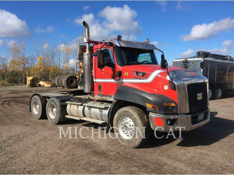 CATERPILLAR CAMIONES DE CARRETER CT660 TS15M18 equipment  photo 2
