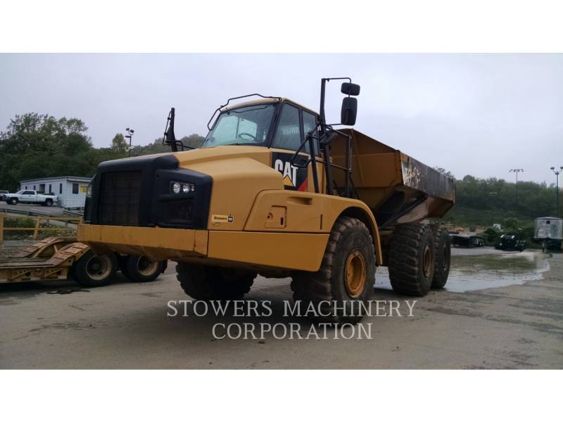 Caterpillar CAMIOANE ARTICULATE 740B equipment  photo 1