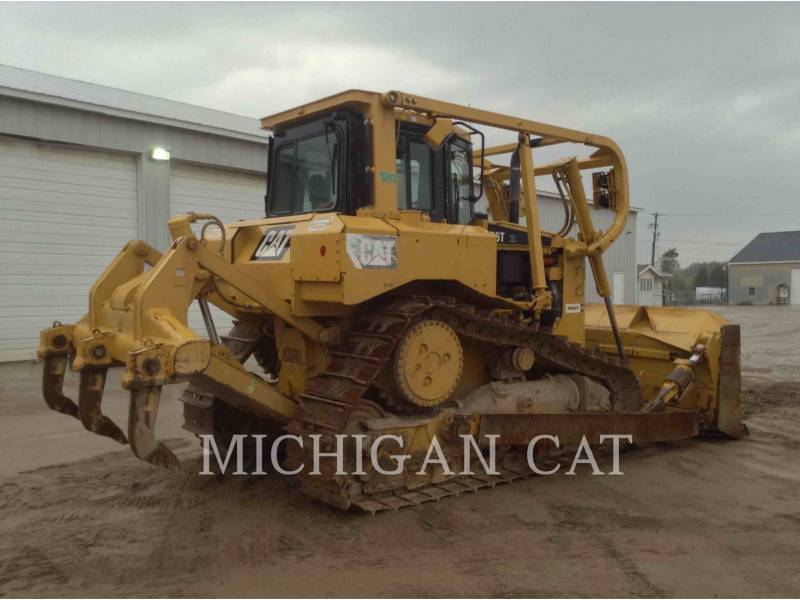CATERPILLAR TRACK TYPE TRACTORS D6TX C equipment  photo 4