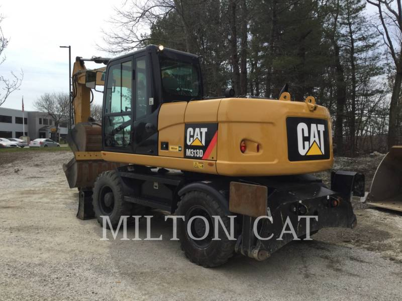 CATERPILLAR MOBILBAGGER M313D equipment  photo 8
