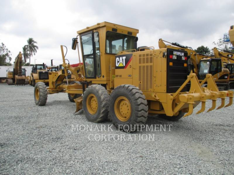 CATERPILLAR MOTORGRADER 120 K equipment  photo 4