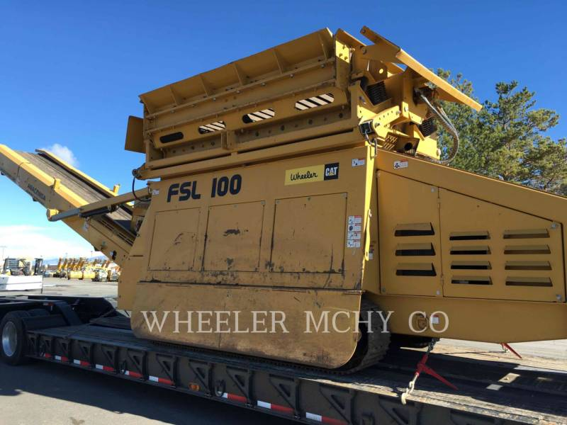ANACONDA CRUSHERS FSL100 equipment  photo 3