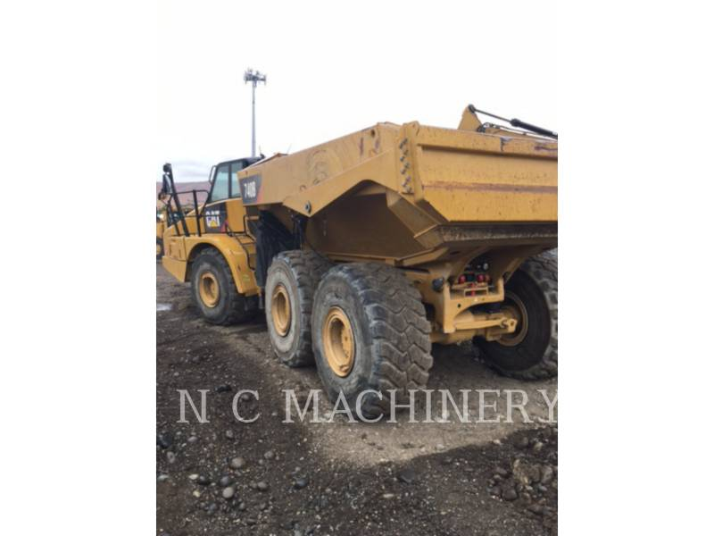 CATERPILLAR DUMPER ARTICOLATI 740B equipment  photo 5