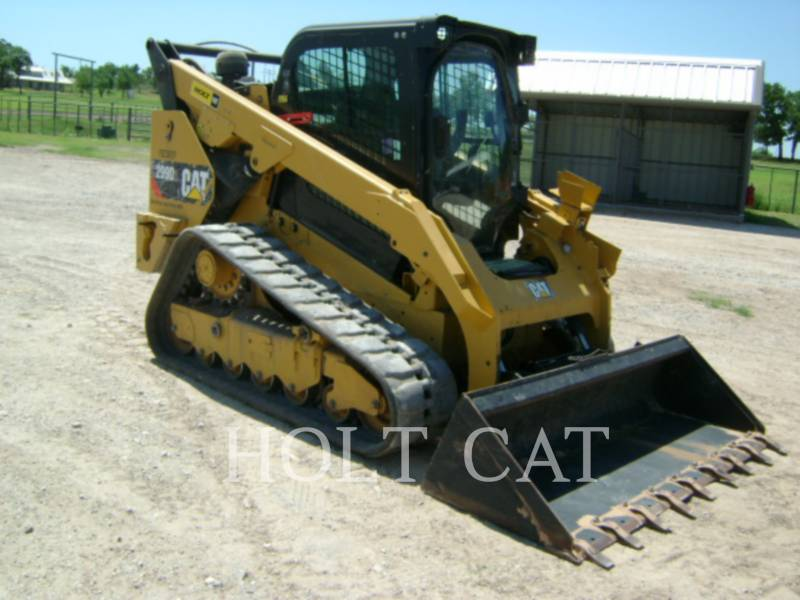 CATERPILLAR DELTALADER 299D2 equipment  photo 1