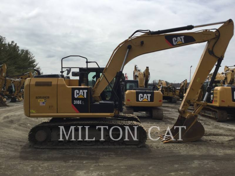 CATERPILLAR トラック油圧ショベル 316E L equipment  photo 4