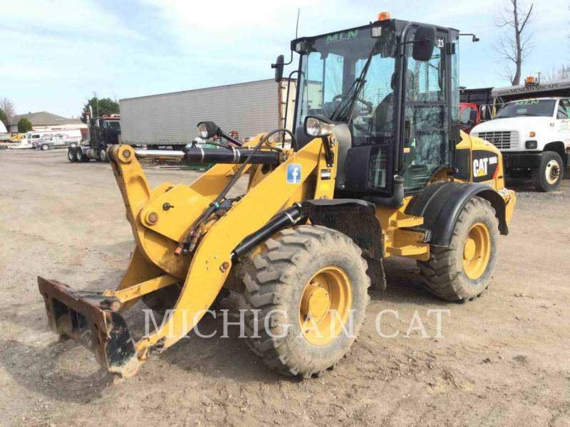 CATERPILLAR WHEEL LOADERS/INTEGRATED TOOLCARRIERS 908H2 AR equipment  photo 1