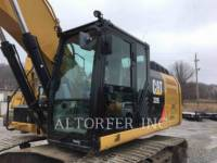 CATERPILLAR KETTEN-HYDRAULIKBAGGER 329EL equipment  photo 3