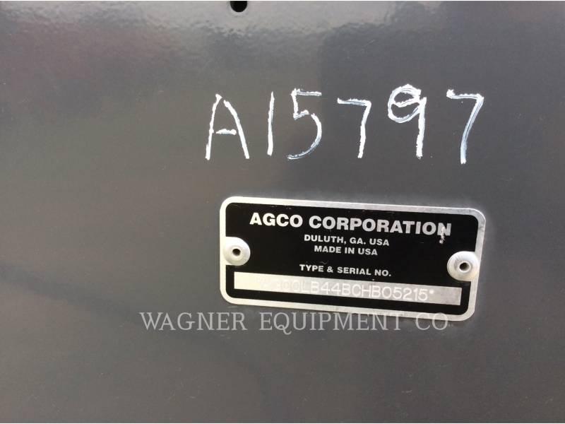 AGCO EQUIPOS AGRÍCOLAS PARA FORRAJES LB44B equipment  photo 6