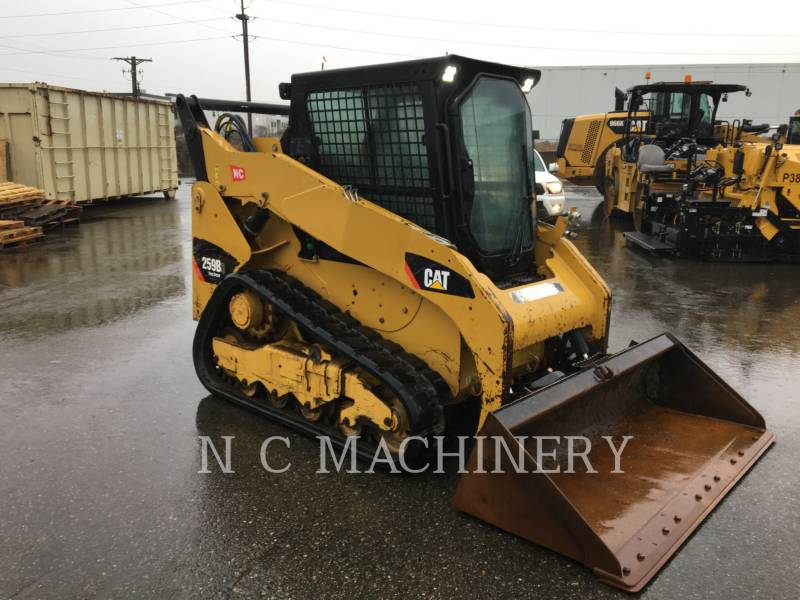 CATERPILLAR CHARGEURS COMPACTS RIGIDES 259B3 equipment  photo 7