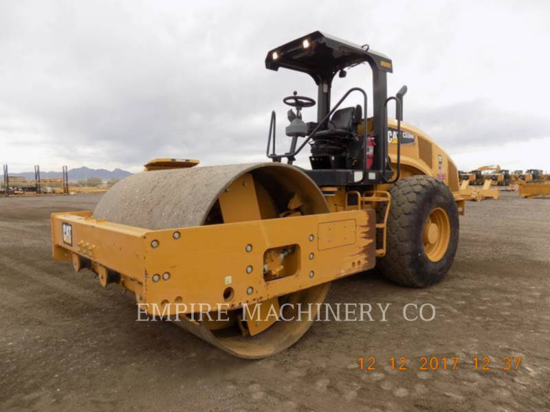 Caterpillar SUPORT TAMBUR SIMPLU PENTRU ASFALT CS56B equipment  photo 4