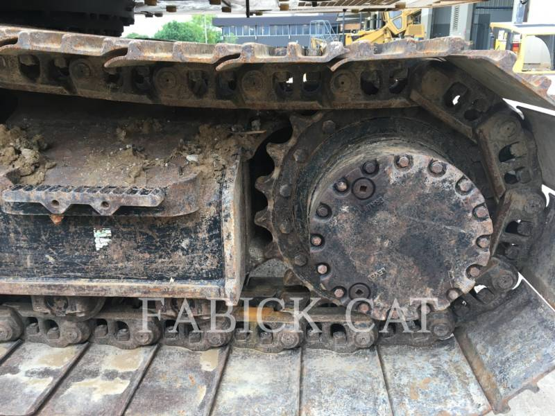 CATERPILLAR KETTEN-HYDRAULIKBAGGER 316EL equipment  photo 7