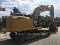 CATERPILLAR KETTEN-HYDRAULIKBAGGER 336ELN equipment  photo 3