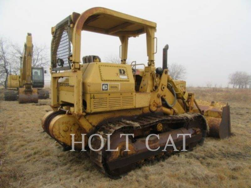 CATERPILLAR CARGADORES DE CADENAS 955L equipment  photo 4