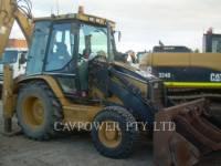 Equipment photo CATERPILLAR 432D RETROESCAVADEIRAS 1