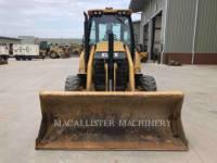 CATERPILLAR BAGGERLADER 420FST equipment  photo 8