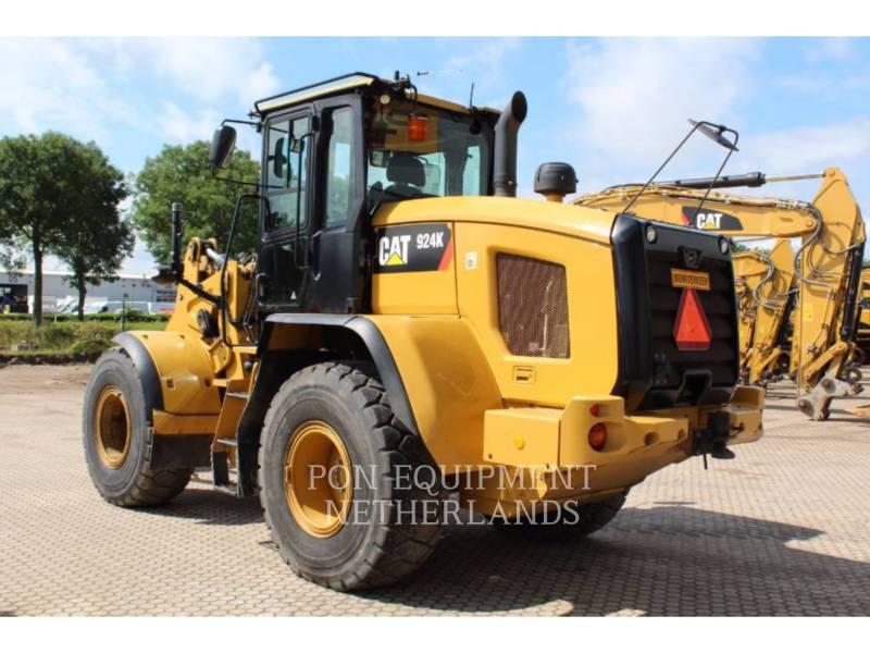 CATERPILLAR BERGBAU-RADLADER 924K equipment  photo 3