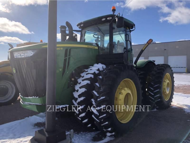 DEERE & CO. TRACTEURS AGRICOLES 9410R equipment  photo 1