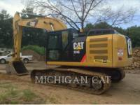 CATERPILLAR TRACK EXCAVATORS 324EL P equipment  photo 3
