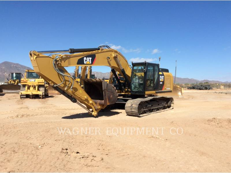 CATERPILLAR PELLES SUR CHAINES 329EL TC equipment  photo 1