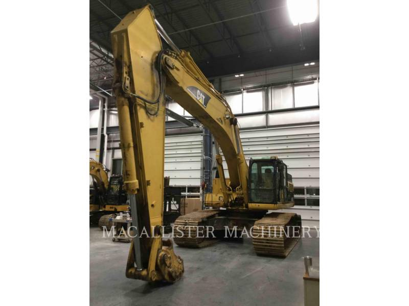 CATERPILLAR トラック油圧ショベル 345CL equipment  photo 16