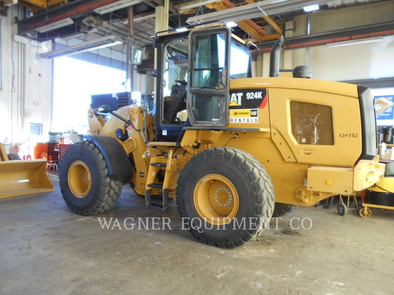 CATERPILLAR WHEEL LOADERS/INTEGRATED TOOLCARRIERS 924K FC equipment  photo 2