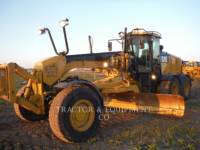 Equipment photo CATERPILLAR 160 AWD MOTOR GRADERS 1