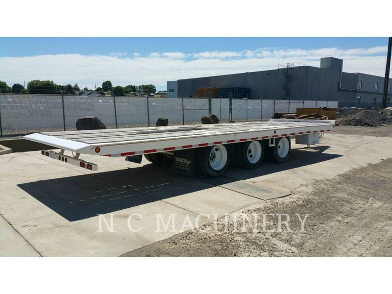 TRAILMAX TRAILERS TRD54T equipment  photo 4