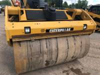 CATERPILLAR TANDEMVIBRATIONSWALZE, ASPHALT CB 54 equipment  photo 8