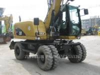CATERPILLAR EXCAVADORAS DE RUEDAS M313D equipment  photo 4
