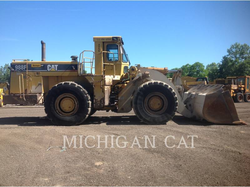 CATERPILLAR WHEEL LOADERS/INTEGRATED TOOLCARRIERS 988F equipment  photo 9