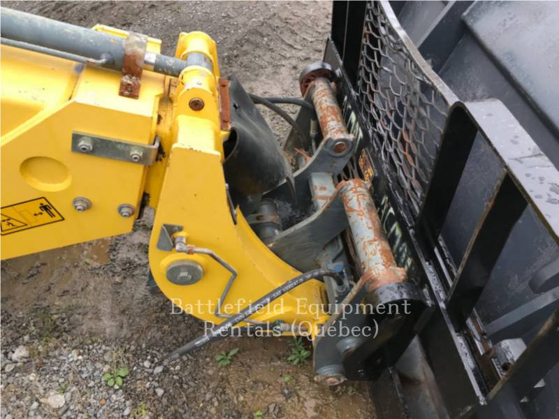 NEUSON W RADLADER/INDUSTRIE-RADLADER 750T equipment  photo 7