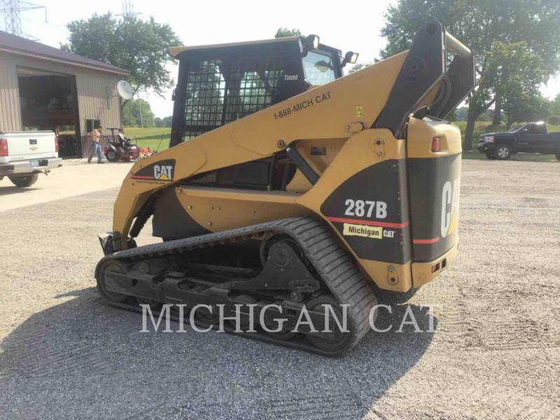 CATERPILLAR CHARGEURS TOUT TERRAIN 287B A equipment  photo 3
