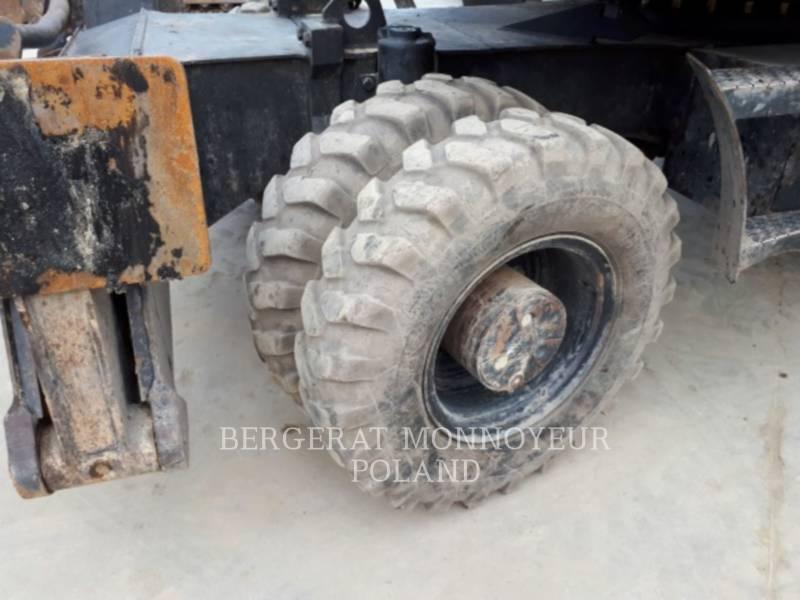 CATERPILLAR WHEEL EXCAVATORS M316D equipment  photo 5