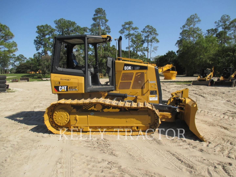 Detail photo of 2013 Caterpillar D3K from Construction Equipment Guide